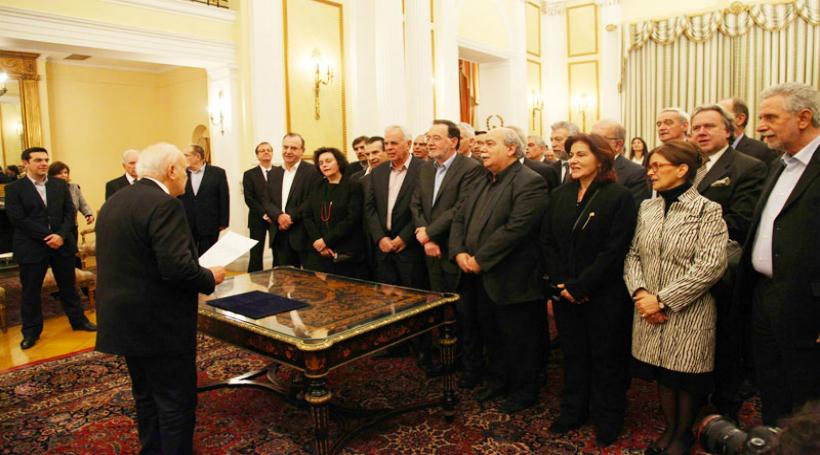 Τα βιογραφικά των Υπουργών της νέας Κυβέρνησης