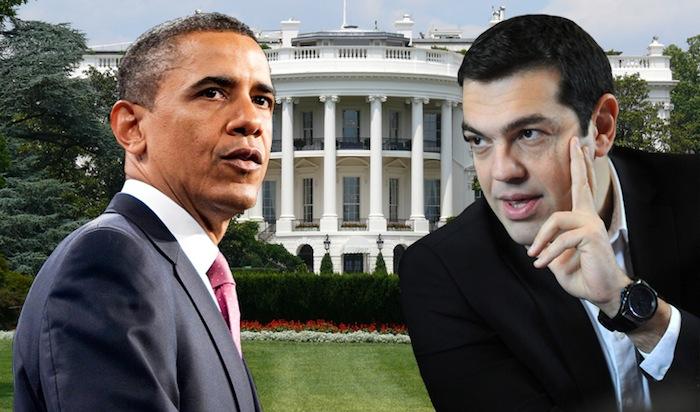 Λευκός Οίκος – Δελτίο Τύπου: Επικοινώνησε τηλεφωνικά ο Barack Obama με το νέο πρωθυπουργό Ελλάδος Αλέξη Τσίπρα