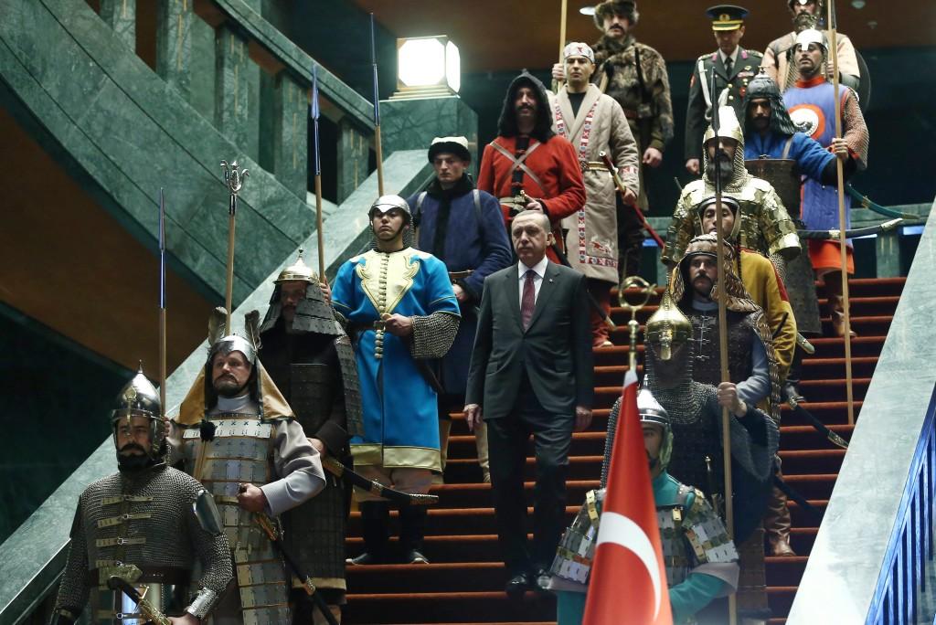 Erdogan palace