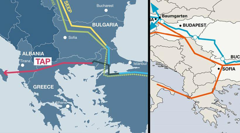 Τι σημαίνει για την Ελλάδα ο αγωγός που συμφώνησαν Πούτιν-Τσίπρας