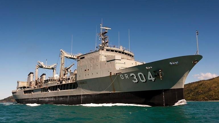 Αυστραλία: Κοινές ασκήσεις με το ελληνικό Πολεμικό Ναυτικό