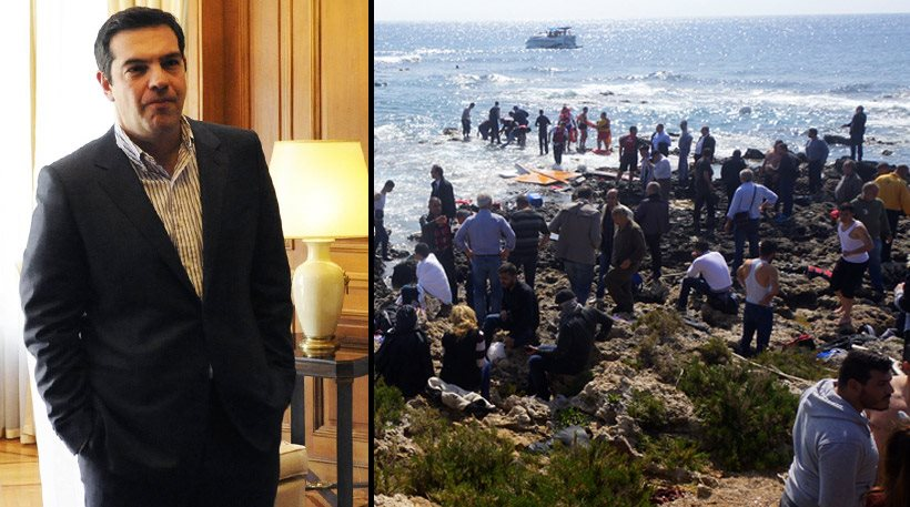 Τσίπρας: Οι πρόσφυγες που έρχονται στην Ελλάδα είναι μορφωμένοι και με iPad