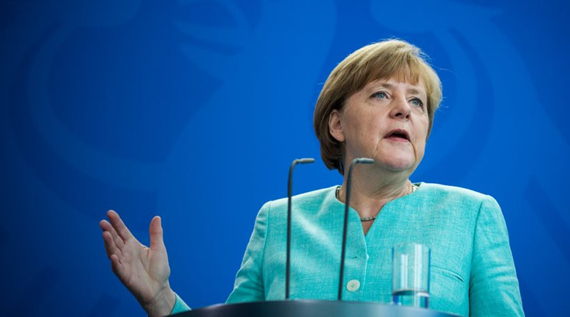 Μέρκελ: «Όχι» σε τρίτο πρόγραμμα πριν το δημοψήφισμα