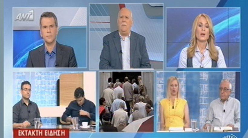 Παπαδόπουλος: Ντροπή σου φασίστρια – Ραχήλ: Τιμή μου να είμαι κλώνος της Ζωής!