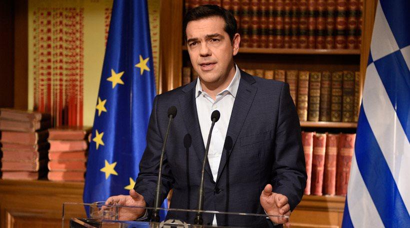 Καταγγέλλει τους δανειστές και οδηγεί τη χώρα σε δημοψήφισμα σε κλίμα πόλωσης- Το διάγγελμα του πρωθυπουργού
