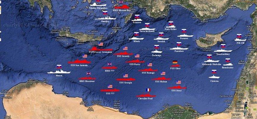 Το σενάριο του απόλυτου τρόμου επ' ευκαιρία και της νατοϊκής άσκησης στην Μεσόγειο εμπλέκει και την Ελλάδα