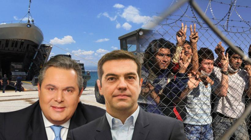 Ενεργοποιούν τον στρατό για την επίλυση του προσφυγικού