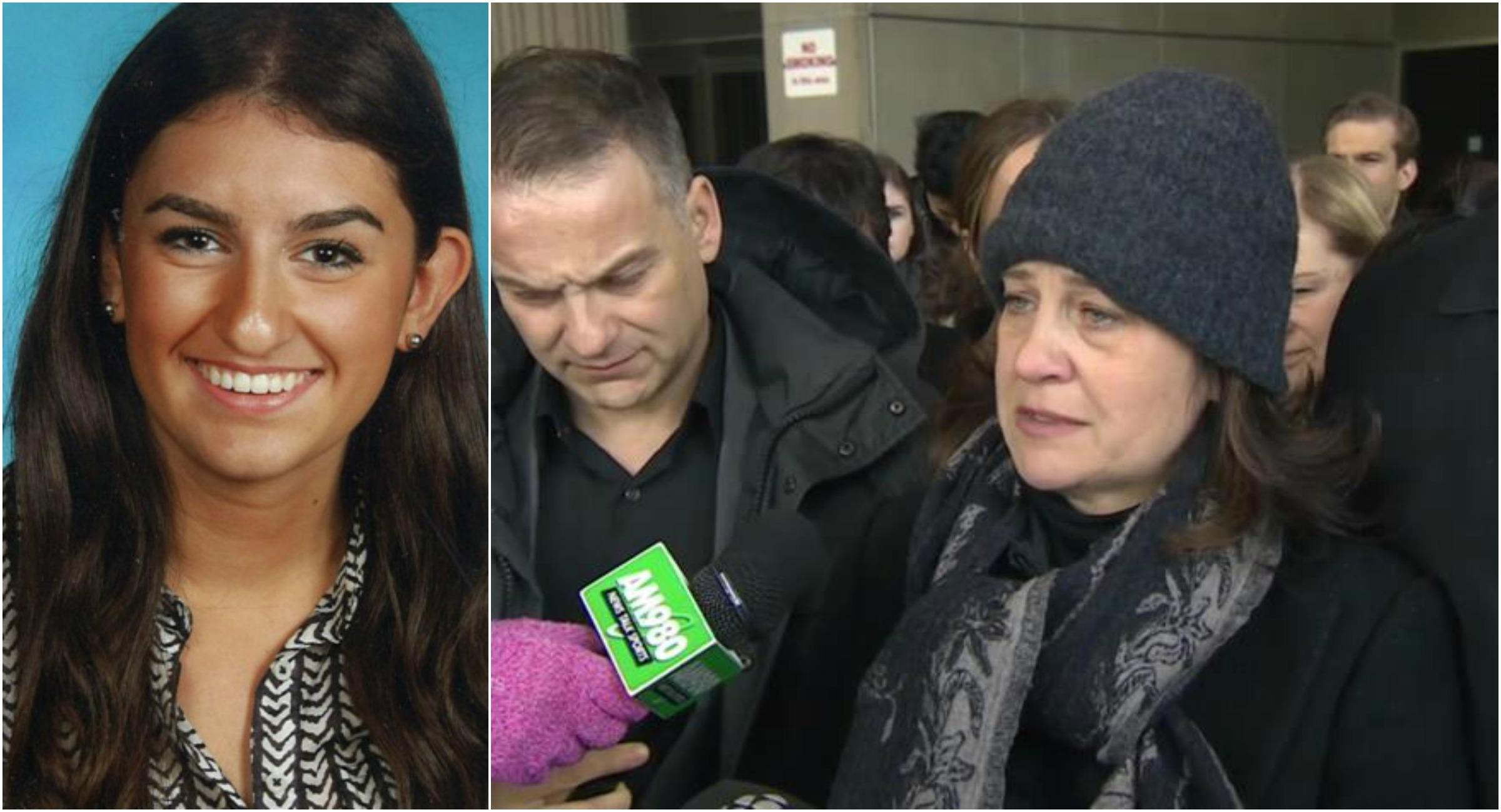 Η μητέρα της αδικοχαμένης Άντρια Χρηστίδης  ζητά αυστηρές ποινές μετά την αποδοχή ενοχής του οδηγού