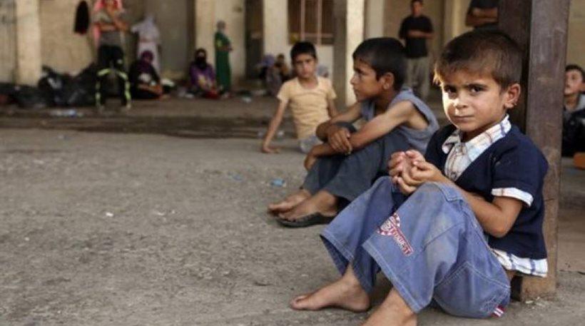 Ραγδαία αύξηση του αριθμού των ασυνόδευτων προσφυγόπουλων