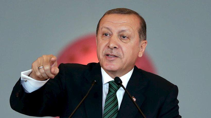 Τουρκία: 2.000 άτομα οδηγήθηκαν σε δίκη για «εξύβριση» του Ερντογάν σε 18 μήνες!
