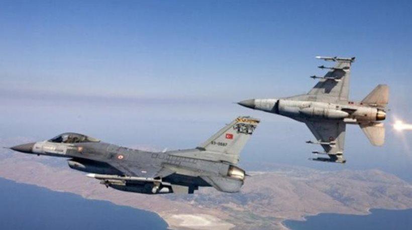 Στο «κόκκινο» η προκλητικότητα της Τουρκίας: 26 παραβιάσεις στο Αιγαίο