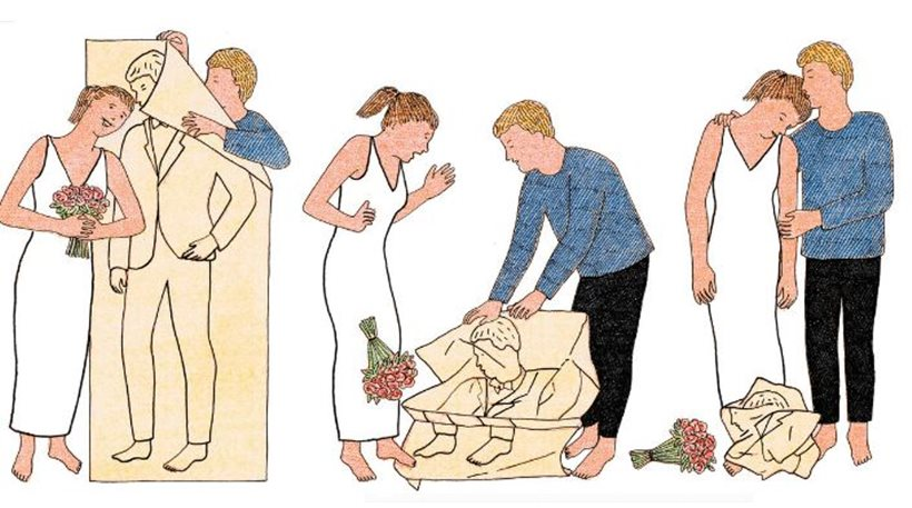 New York Times: Να γιατί πάντα παντρεύεσαι το λάθος άτομο