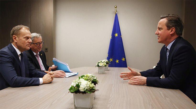 Στην αντεπίθεση η ΕΕ: Να τελειώνουμε με τους Βρετανούς