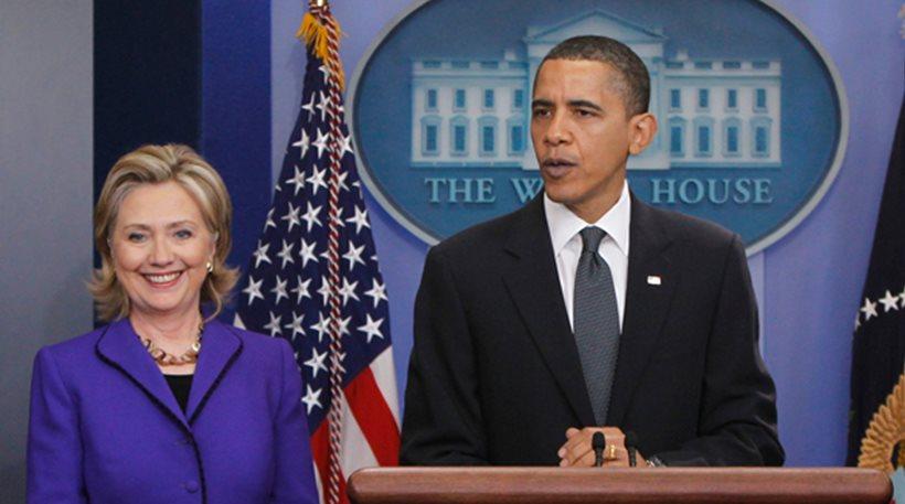 Ο Ομπάμα στηρίζει και επισήμως την υποψηφιότητα της Χίλαρι Κλίντον