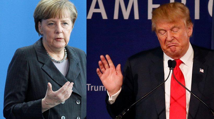 Άρχισαν τα όργανα: Το Βερολίνο «την πέφτει» από τώρα στον Τραμπ για την εξωτερική του πολιτική
