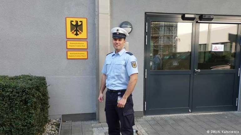 Έλληνας, ο πρώτος αλλοδαπός που προσελήφθη στη γερμανική αστυνομία