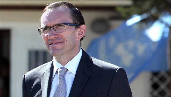 Tρόπο επανέναρξης των διαπραγματεύσεων για το Κυπριακό αναζητεί ο Άιντε