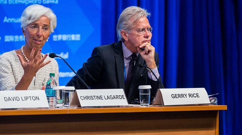 ΔΝΤ: Όντως, έχει ζητηθεί να δεσμευθεί και η αντιπολίτευση για τα μέτρα…