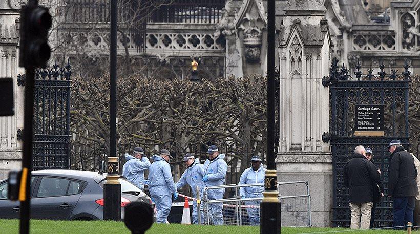 Τερέζα Μέι: Δύο Έλληνες μεταξύ των τραυματιών της επίθεσης στο Λονδίνο