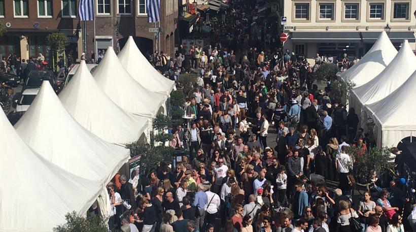Ντίσελντορφ: Ελληνικό Φεστιβάλ με… έναν τόνο τζατζίκι και 40.000 επισκέπτες!