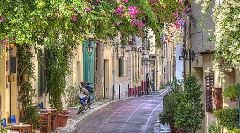 Η Αθήνα πρώτος ελληνικός προορισμός για τους ξένους το Πάσχα