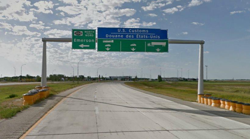 Γυναίκα που ζήτησε άσυλο στον Καναδά, πέθανε από υποθερμία κοντά στα σύνορα με τις ΗΠΑ