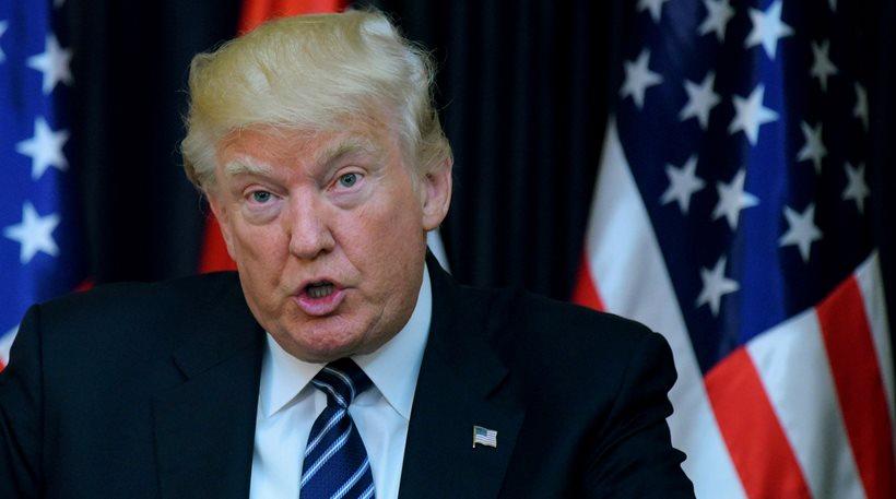Με εντολή Τραμπ οι ΗΠΑ βγαίνουν εκτός της συμφωνίας Παρισιού για την κλιματική αλλαγή