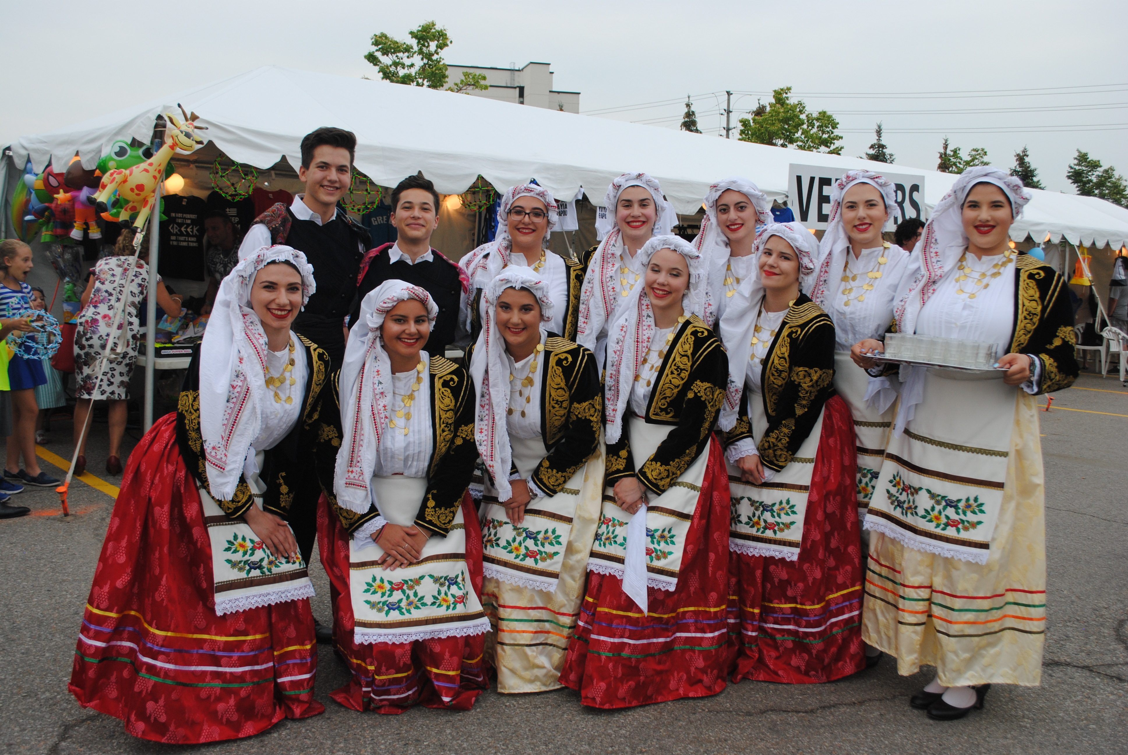Εντυπωσιακό παρών της νεολαίας στο φεστιβάλ του Προφήτη Ηλία