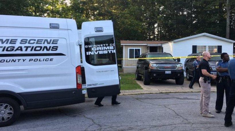 Φρίκη στην Τζόρτζια των ΗΠΑ: Σφαγιάστηκαν πατέρας και τέσσερα παιδιά στο σπίτι τους