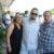 Ο κ. Στηβ Μαργαρώνης με τους γονείς του
