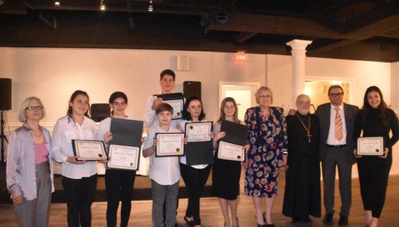 Επτά υποτροφίες της Κυπριακής Κοινότητας του Τορόντο στην βραδιά αποφοίτησης
