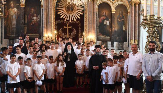 Οικουμενικός Πατριάρχης: Να συμβάλλουμε στην δημιουργική συνεργασία ανθρώπων και λαών