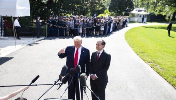 ΗΠΑ: Ξεκινά ευρεία επιχείρηση για την απέλαση παράτυπων μεταναστών